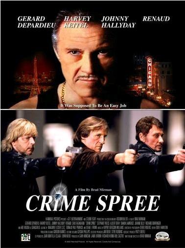 Crime Spree / ძარცვა ფრანგულად