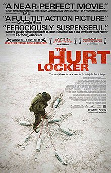 The Hurt Locker / ქარიშხლის მრძანებლები