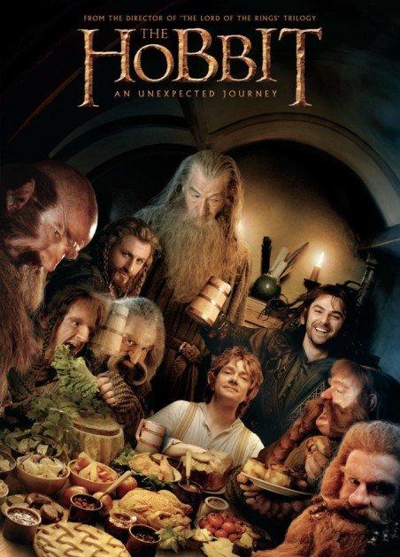 The Hobbit: An Unexpected Journey / ჰობიტი:მოულოდნელი მოგზაურობა [ქართულად]