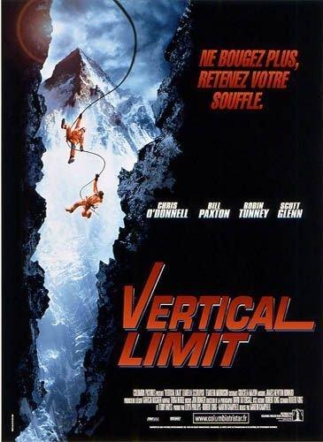 Vertical Limit / ვერტიკალური ზღვარი